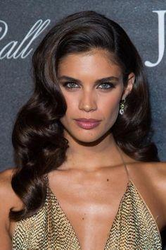 Prom Hairstyles for Long Hair: Sara Sampaio