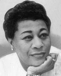 """Just don't give up on trying to do what you really want to do. Where there is love and inspiration, I don't think you can go wrong--Ella Fitzgerald"