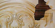 Trompe l'oeil (Gers): ATELIER K, trompe-l'oeil & peinture de décor | Trompe l'oeil