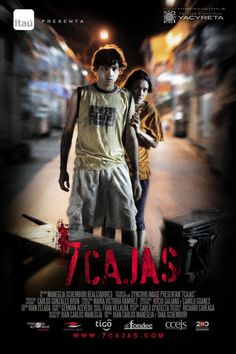 #392. 7 Cajas, December, 2014. It's Friday night in Asunción, Paraguay. Víctor, a 17-year-old wheelbarrow delivery boy, dreams of becoming famous and covets a fancy cellular phone in the infamous Mercado 4. He's offered a chance to deliver seven boxes with unknown contents in exchange for a quick US$100. But what sounds like an easy job soon gets complicated. Something in the boxes is highly coveted and Víctor and his pursuers quickly find themselves caught up in a crime they know nothing…