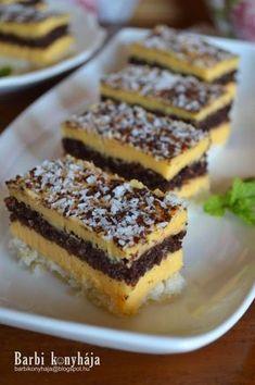 Barbi konyhája: Erdélyi raffaello szelet