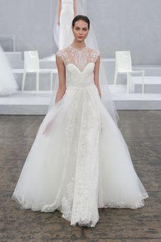 Váy cưới Monique Lhuillier xuân 2015 -8