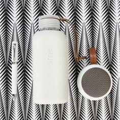 SQUIREME GLASS BOTTLE Y1 WHITE DOVE – Kladi White Doves, Glass Bottles, Water Bottle, Water Bottles