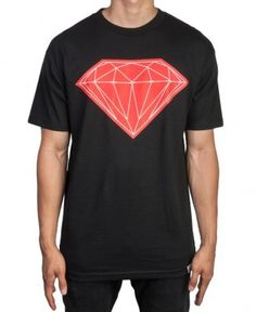 Diamond Supply Co. - Big Brilliant T-Shirt - $32