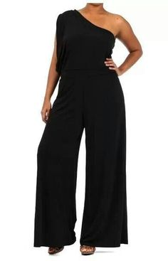 Jumpsuit (plus size)