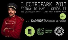 Electropark 2013 - Day 1 - Disc Over #4 - Closing Party at Neo262 Club