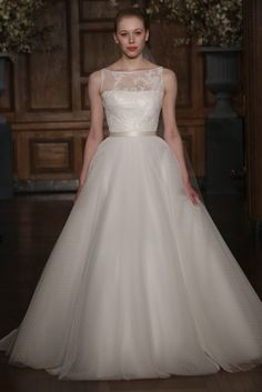 Legends by Romona Keveza | abito da sposa Legends by Romona Keveza Bridal Spring 2014 foto wwd ...