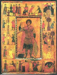 Orthodox Christian Education: St George Skit & Coloring Page Byzantine Art, Byzantine Icons, Pattern Coloring Pages, Orthodox Christianity, Religious Icons, Orthodox Icons, Saint George, Christian Art, Saints