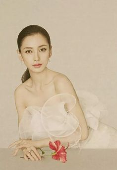 AngelaBaby from Running Man Movie photographer Sun Jun @blackswanballet
