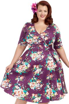 LADY VINTAGE Marilyn Dress