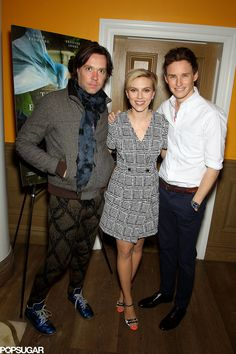 Scarlett Johansson Looks Pretty Much Perfect in Her First Postbaby Event