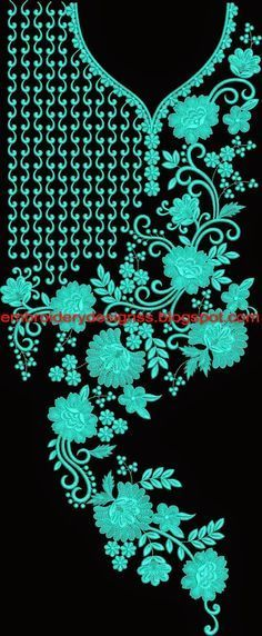 Embroidery Designs: