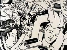 Roger Shimomura - Untitled