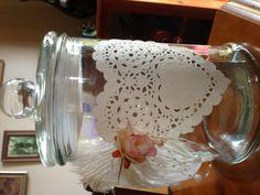 Lolly buffet jars