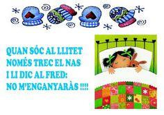 Els Petits Infants: Poemes hivern !!!!