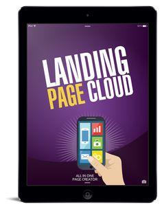 Erstelle in wenigen Minuten ATEMBERAUBENDE & SUPER-SCHNELLE Landing Pages ohne einen Webserver besitzen zu müssen...