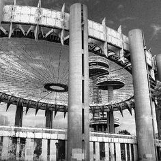 """Photo by msorianoaia """"Meet George Jetson"""" - Flushing Meadows, NYat1963 NY World's Fair Grounds"""