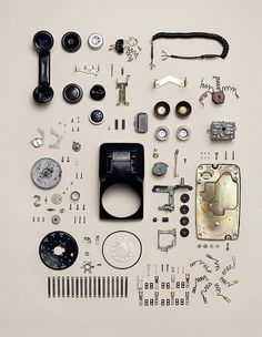 I love things arranged neatly. Photo by Jen Bekman via Flickr.