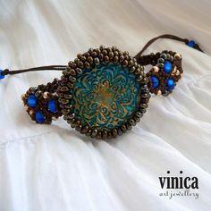bracelet - micromacrame | Flickr - Photo Sharing!
