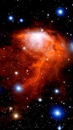 NGC 3582 , is part of a large , star - forming region in the Milky Way called RWC 57 , This picture was taken using the wide field Imager at , ESO's ,LA Silla observatory in Chile , VTL telescope ESO