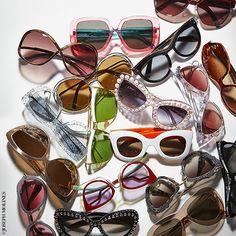 Les 30 lunettes de soleil de l'été 2015