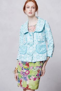 Peter Som for Anthropologie's Made in Kind :: RETAIL $228~ WISH PRICE 78