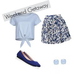 """Weekend getway (spring)"" by msara23 on Polyvore"