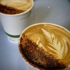 Yum.  Regram : @gnobrin - thanks for the coffee love ❤️☕️
