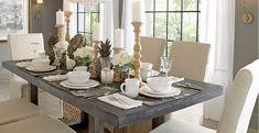 Modern & Contemporary Dining Room Design Photo by Birch Lane