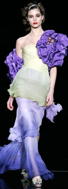 Valentino Spring 2005 Couture ~ CE♥