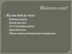 (2) LoodgietersbedrijfinDenHaag.nl - Loodgieter Den Haag - YouTube