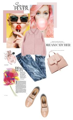 """Untitled #109"" by jade-714 ❤ liked on Polyvore featuring beauty, Acne Studios, J.Crew and Viktor & Rolf"