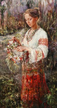 The artist Anna Vinogradova Germanovna. Comments: LiveInternet - Russian Service Online Diaries