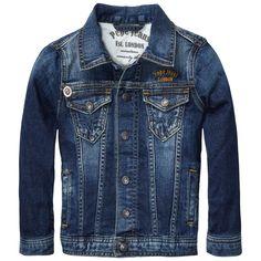 Veste Pepe Jeans Legendary Junior 400170 Bleu P31