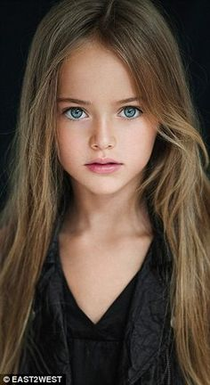 World& most beautiful girl Kristina Pimenova& mother defends pictures I'm beyond envious of this girl's beautiful face. Kristina Pimenova, 9 years old.The little and incredibly beautiful 9 years old Russian model Kristina Pimenova has an angel face. World Most Beautiful Girl, Beautiful Little Girls, The Most Beautiful Girl, Beautiful Children, Beautiful Eyes, Beautiful People, Beautiful Babies, Simply Beautiful, Pretty Girls Names