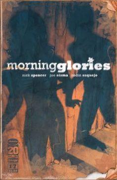 Morning Glories #17   Written by Nick Spencer; Art by Joe Eisma; Cover by Rodin Esquejo   #imagecomics