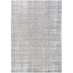 Found it at Wayfair - Ismay Light Gray Area Rug