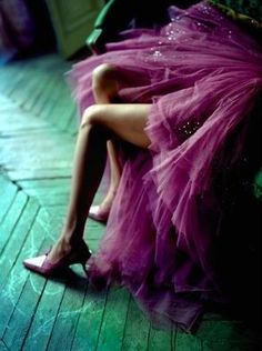 Haymes - Purple Tutu