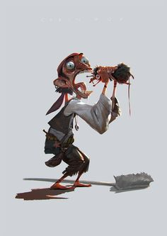 ArtStation - Pirates, Rudy Siswanto ★ Find more at http://www.pinterest.com/competing