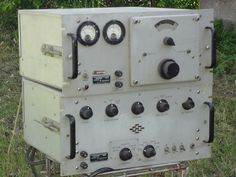 Military Radio Receiver Surveillance Countermeasures General Electronics 17A3
