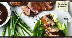 Whip up a feast today and impress your family and friends with this Delectable Roasted Duck Breasts With Baby Cos and Paleo Hoisin Sauce Recipe. http://recipes.mercola.com/roasted-duck-breast-recipe.aspx?utm_source=dnl&utm_medium=email&utm_content=art2&utm_campaign=20171217Z3&et_cid=DM173009&et_rid=154168628