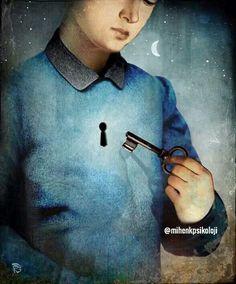 Mutluluğunun anahtarını başkasının cebinde saklamamalısın!