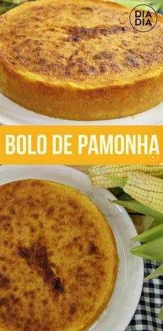 Bolo de Pamonha