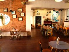 Best cafes and places to work from in London