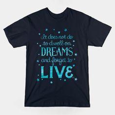 "Harry Potter: ""Dreams"" Quote"