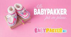 Oversikt over alle gratis babypakker, startpakker, velkomstpakker og vareprøver til barn og baby.