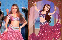 "aishwarya rai ""kajra re"" song"