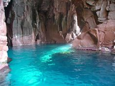 Cala Mezzaluna - Isola San Pietro - Sardegna - Italy