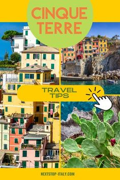 Italy Travel Tips, Asia Travel, Travel Destinations, Beaches In The World, Most Beautiful Beaches, Cinque Terre, Taps, Things To Know, Cool Places To Visit