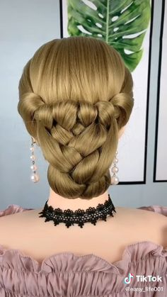 Hair Up Styles, Long Hair Wedding Styles, Kids Braided Hairstyles, Diy Hairstyles, Hair Style Vedio, Frizzy Hair Tips, Hair Videos, Makeup Videos, Long Hair Video